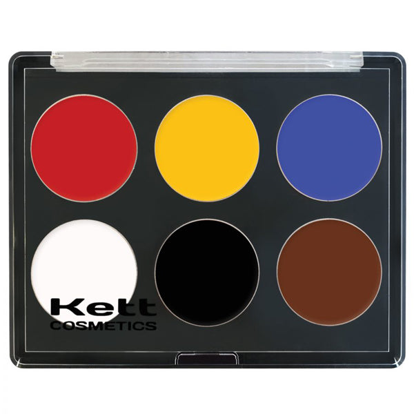 Kett Fixx Creme Color Theory Palette