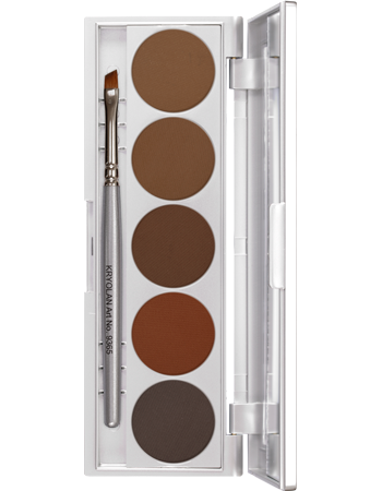 Kryolan AQUACOLOR PALETTE 6 COLORS