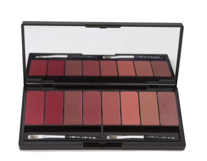 Paris Berlin Lip Color Palette Nº2