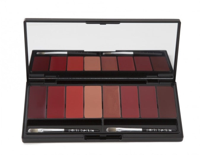 Paris Berlin Lip Color Palette Nº1