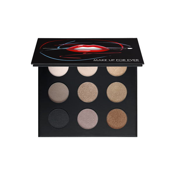 Make Up For Ever - ARTIST SHADOW PALETTE - 1
