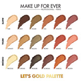 Make Up For Ever - LET'S GOLD PALETTE