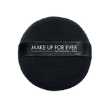 Make Up For Ever - Black Powder Puff 100mm