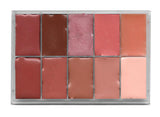 MAQPRO - Slim Lipstick Palette - Neutral Lip