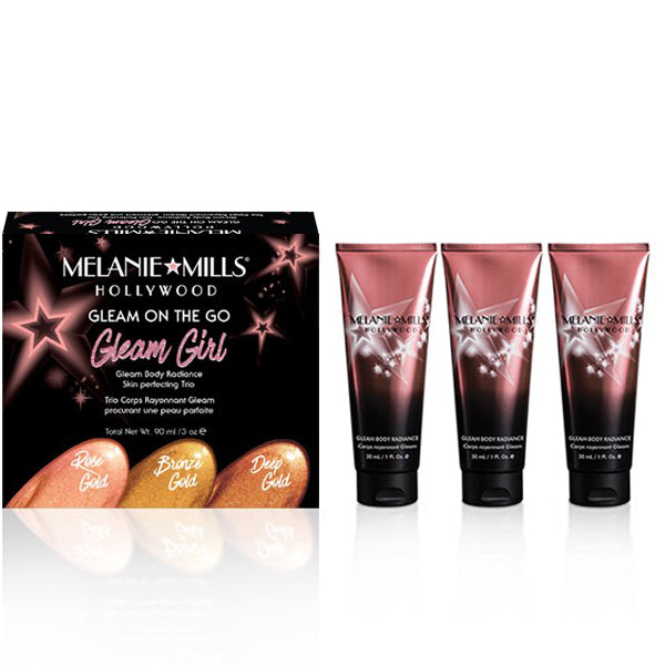 MELANIE MILLS HOLLYWOOD- GLEAM GIRL KIT