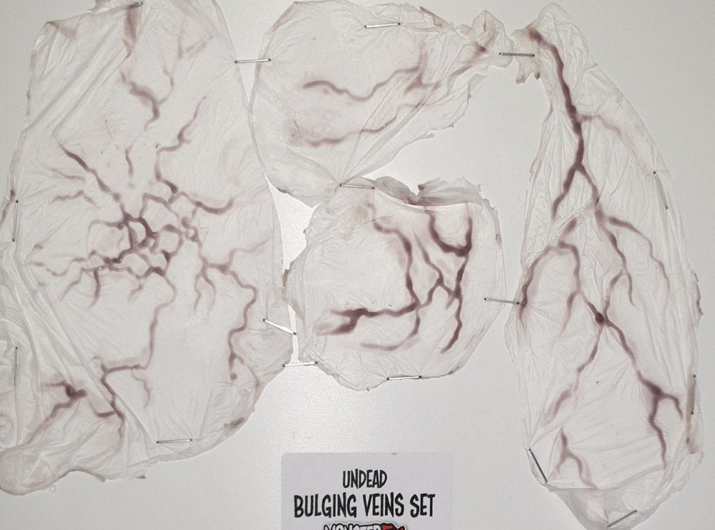 Monster FX - Bulging Veins (Set of 4)
