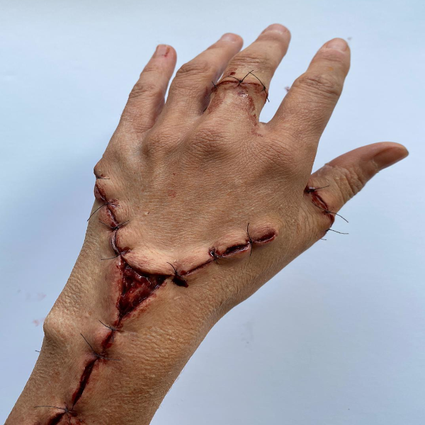 Monster FX - STITCHED WOUND SET (Set of 5)