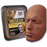 The Monster Makers - Monster Clay  (5 lb. Block)