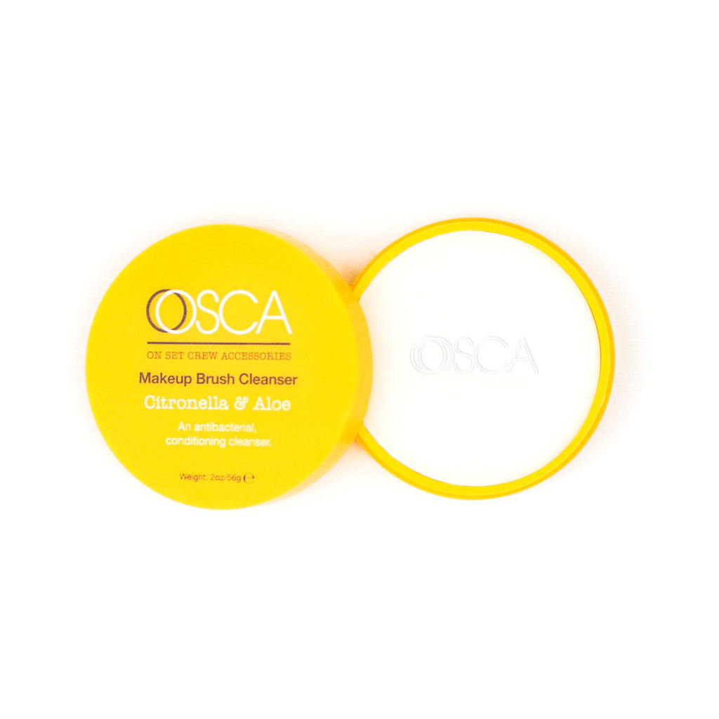 OSCA - Makeup Brush Cleanser - Citronella & Aloe