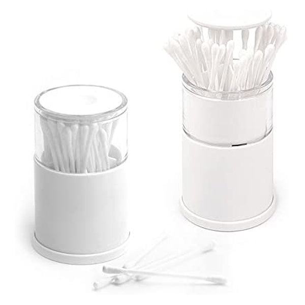 Pop-Up Cotton Buds Dispenser
