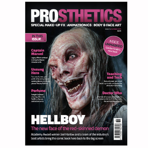 Prosthetics Magazine Issue 14 Spring 2019