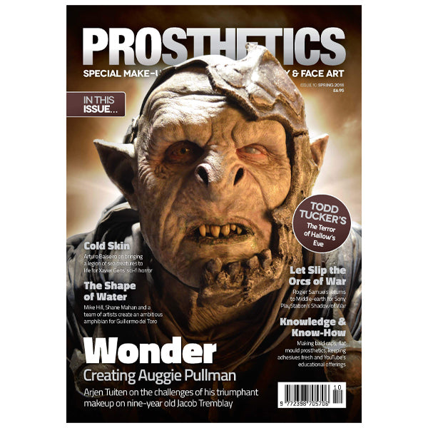 Prosthetics Magazine Issue 10 Spring 2018