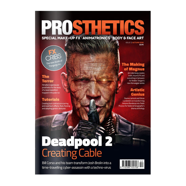 Prosthetics Magazine Issue 12 AUTUMN 2018