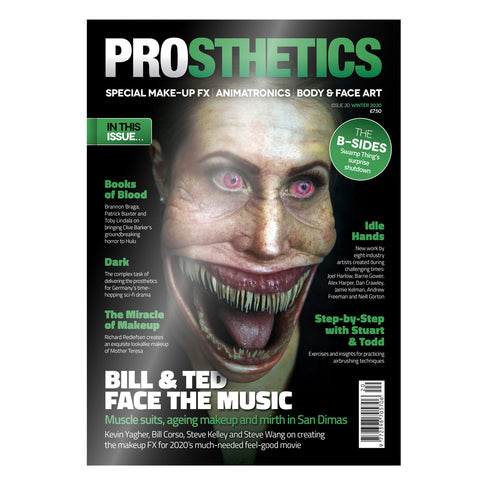 Prosthetics Magazine Issue 7 Summer 2017