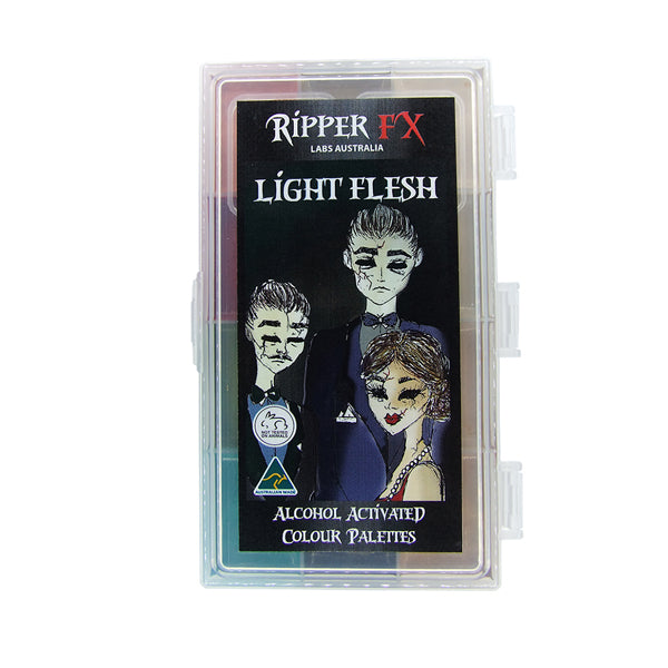 Ripper FX Light Flesh Alcohol Palette
