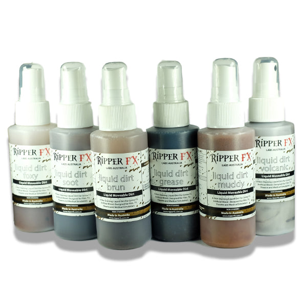Ripper Fx Liquid Dirt Spray