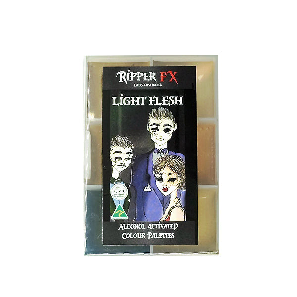 Ripper FX Mini Light Flesh Alcohol Palette