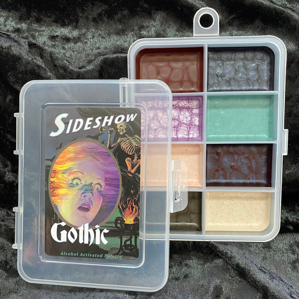 SIDESHOW - GOTHIC PALETTE