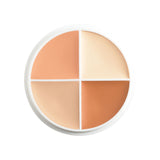 Ben Nye SK2 Highlight Colour Wheel (4 Colours) - TILT Makeup London