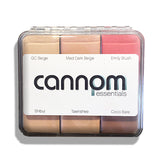 Skin Illustrator - Cannom Essentials Palette
