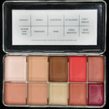 Skin Illustrator Greg Cannom Limited Edition Palette