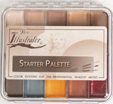 Skin Illustrator On Set Starter Palette