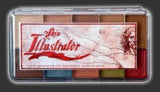 Skin Illustrator -  FLESH TONE PALETTE