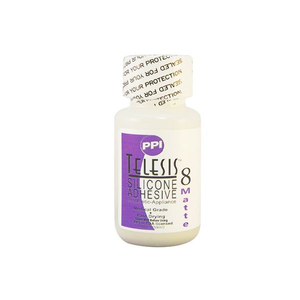Telesis 8 Silicone Matte Lace Adhesive (DG)
