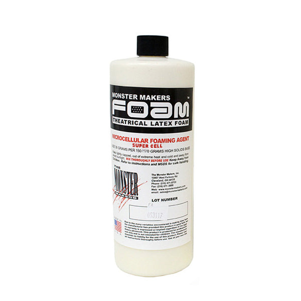 The Monster Makers -  Super Cell Foaming Agent