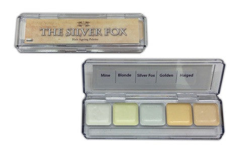 MR DASHBO - The Ultimate Silver Fox Palette