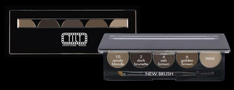 TILT Lipstick Primary - Midnight (Black)