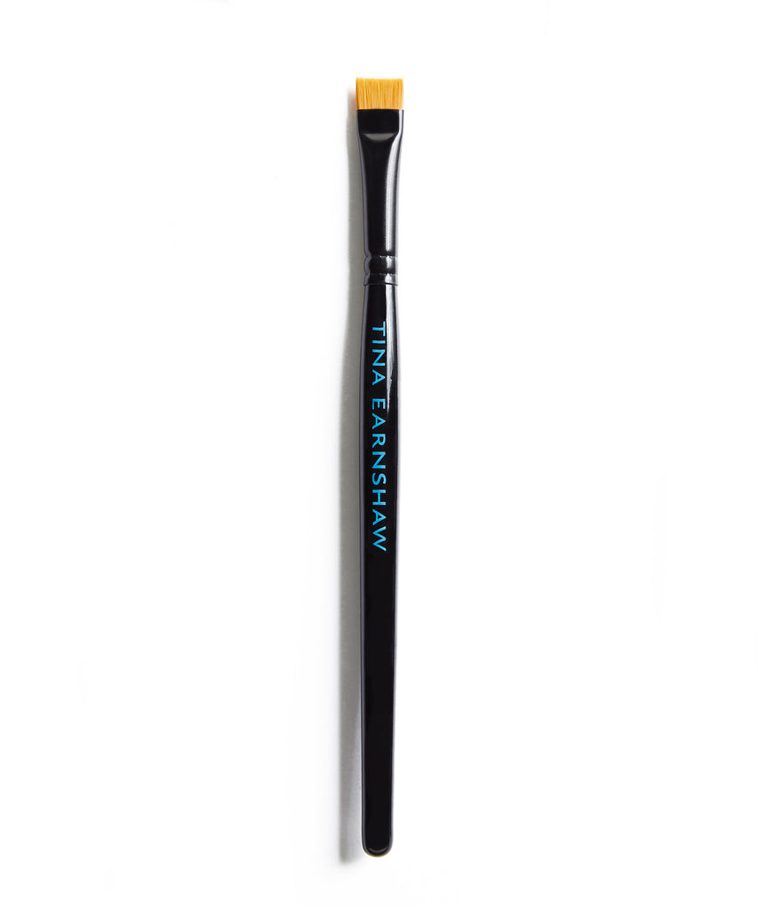 Tina Earnshaw -  Flat Eyeliner Brush - No14
