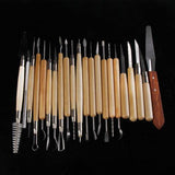 TITANIC FX SCULPTING / CARVING TOOL KIT (22 PIECE)