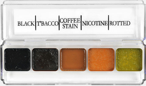 Fleet Street Pegworks Tooth Lacquer Palette 1