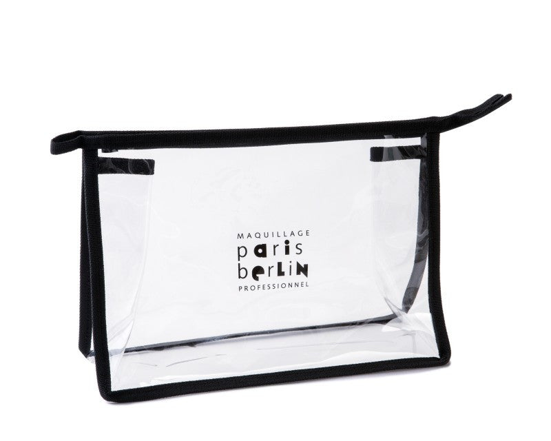Paris Berlin Clear Pouch Large