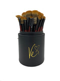 VE'S FAVORITE BRUSHES COMPLETE BEAUTY COLLECTION