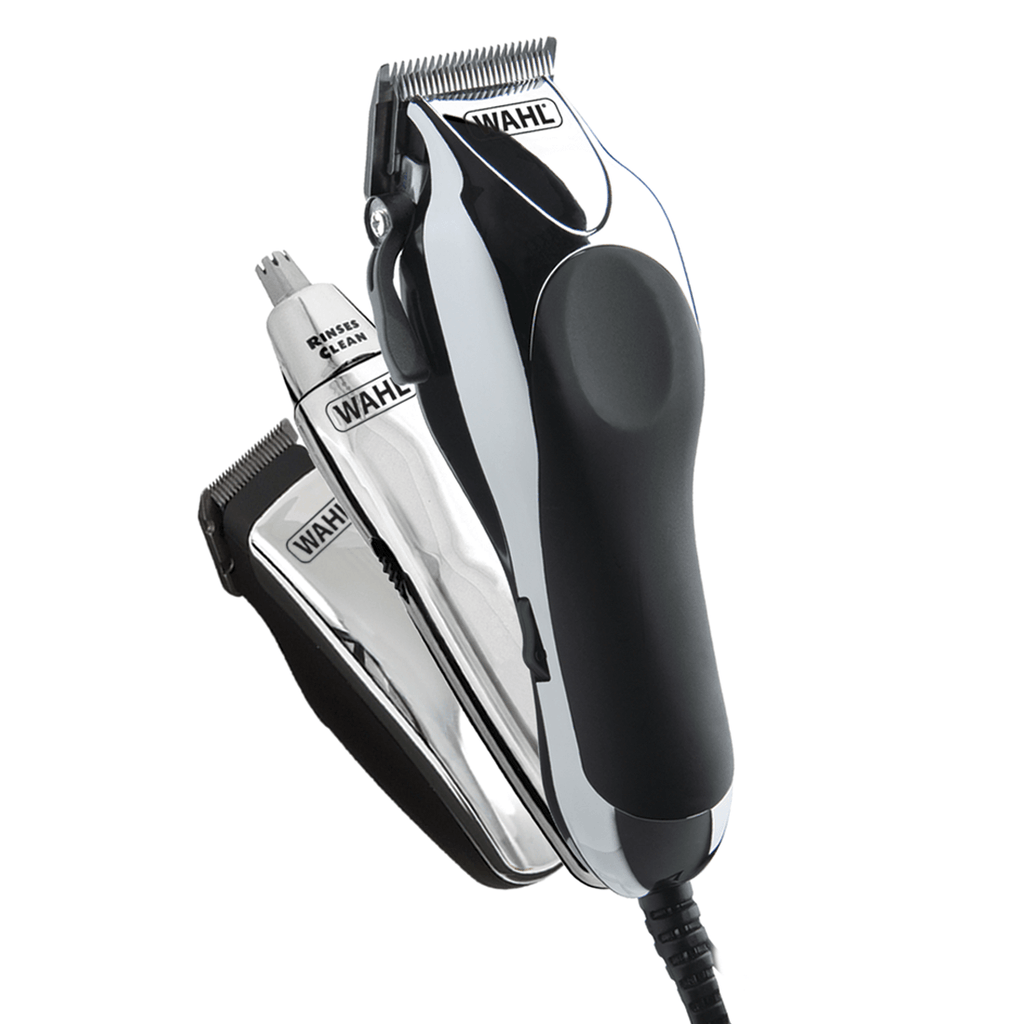 Wahl Deluxe Chrome Pro Clipper Kit