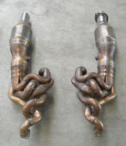 EVOLVE BMW E60 M5 RS Headers