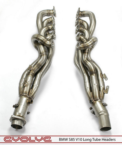 EVOLVE BMW E60 M5 Long Tube High Performance Headers