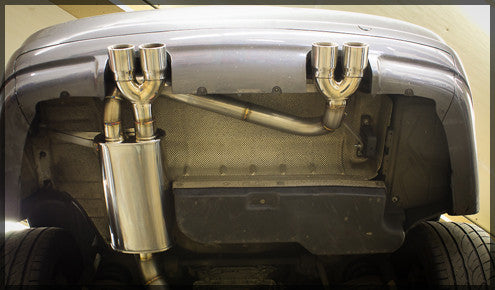 Maximum PSI E46 M3 Exhaust System