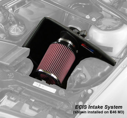 ECIS E46 M3 Cold Air Intake