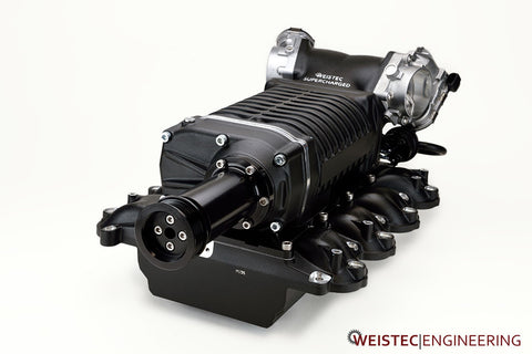 WEISTEC Stage 1, 6.3L AMG M156 Supercharger System
