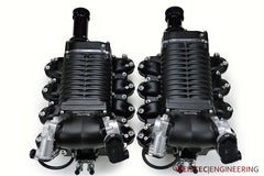 WEISTEC Stage 3, 6.3L AMG M156 Supercharger System