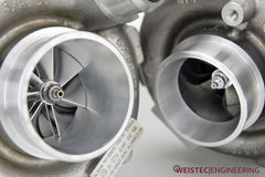 WEISTEC M157 Biturbo, Turbo Upgrade