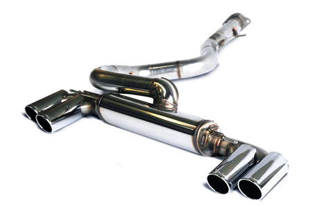 EVOLVE Exhaust System BMW E82 1M