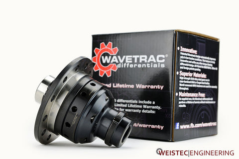 WESTEC Wavetrac Limited Slip Differential