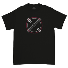 Load image into Gallery viewer, Sable Valley Logo Tee - Black