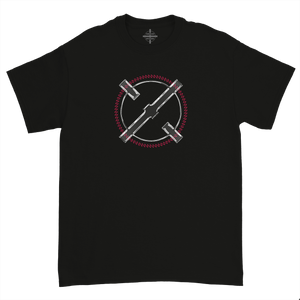 Sable Valley Logo Tee - Black
