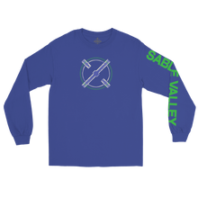 Load image into Gallery viewer, SV Logo Longsleeve - Blue
