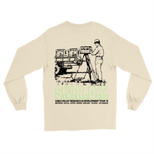 Load image into Gallery viewer, S.V.R.D.T. Longsleeve - Tan
